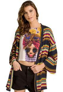 Kimono Listrado Alphorria A.Cult 38
