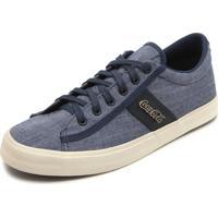 db3a03283f7 Sapatênis Coca Cola Shoes Logo Azul
