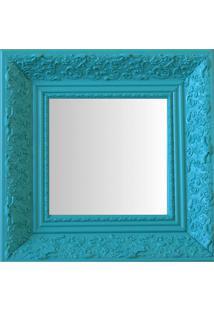 Espelho Moldura Rococó Fundo 16230 Anis Art Shop