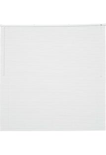 Persiana Evolux Off Em Pvc 140X130 Cm - Evolux - Branco