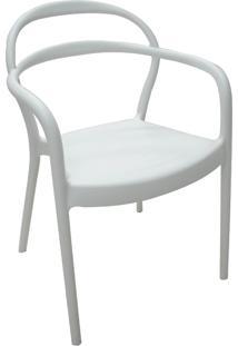 Cadeira De Plástico Sissi Tramontina 92045010 Summa Branca