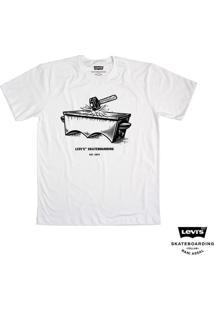 Camiseta Levi'S® Skateboarding™ Graphic Collab - Xxl