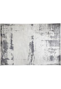 Tapete Belga Modern Desenho 03 0.40X0.60 - Edantex - Cinza