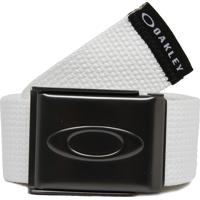 Cinto Oakley Ellipse Web Belt Branco 66e7481ebc2