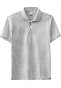 Camisa Cinza Malwee