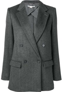 Stella Mccartney Blazer Formal - Cinza