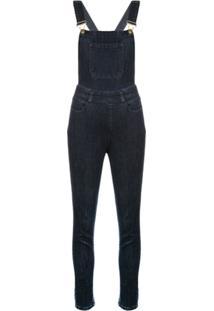 Weworewhat Macacão Skinny - Azul