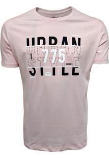 Camiseta 775 Urban Rosa