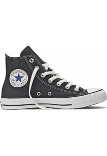 Tênis Converse All Star Ct As Core Hi Ct - Masculino-Preto