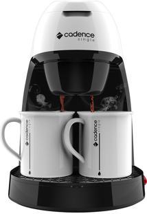 Cafeteira Single Branca 220V - Cadence