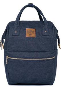 Mochila Spector All Over Jeans - Unissex