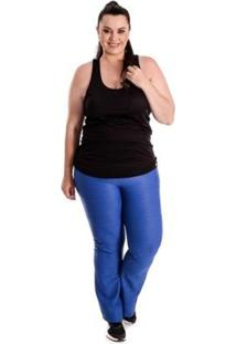 Regata Plus Size Atrevyda Light Tecido Dry Fit Feminina - Feminino