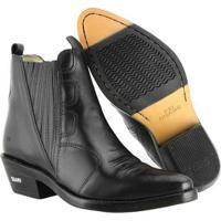 c54dcb4ec5 Bota Texana Hb Agabe Boots Masculina - Masculino-Preto