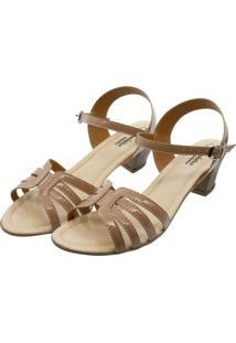 Sandália Romântica Calçados - Kanui