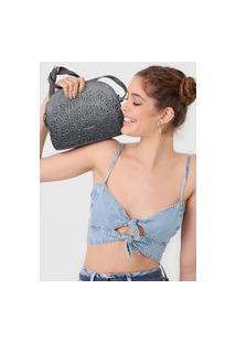 Bolsa Desigual Hand Bag Seven Seas Azul