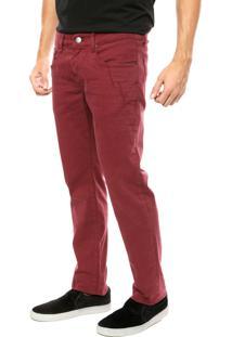 Calça Sarja Calvin Klein Jeans Lisa Vinho