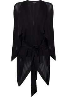 Kaftan Kimono Tess (Black, P)