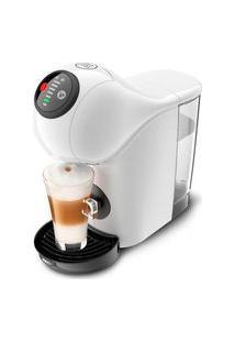Cafeteira Elétrica Arno Nescafé Dolce Gusto Genio S Dgs1 Basic Branco 110V
