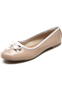 Sapatilha Dafiti Shoes Debrum Bege