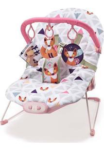 Cadeira De Descanso Para Bebês 0-15 Kg Rosa Weego - 4027 - Tricae