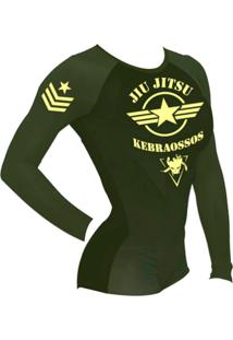 Body Kebraossos War Collection Verde Militar
