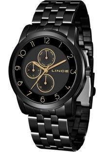 Relógio Feminino Lince Lmn4589L-P2Px Analógico