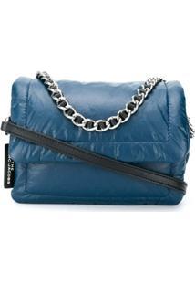 Marc Jacobs Bolsa Tiracolo Pillow - Azul