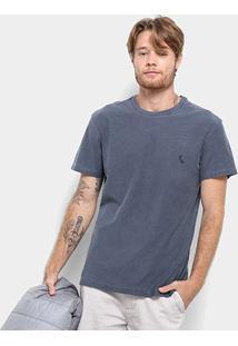 Camiseta Flamê Reserva Estonada Masculina - Masculino