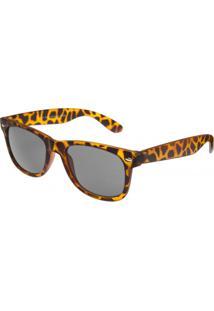 74590a052ab25 Netshoes. Óculos De Sol Feminino Plastico Onça London Casual Co - Ebury  W2100 Underground Flector Ray