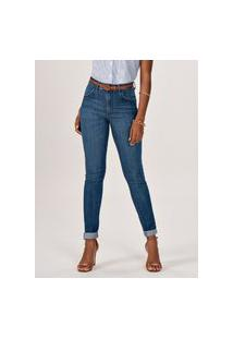 Calça Jeans Azul Principessa Rosie