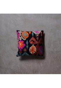 Capa De Almofada Maya Cor: Multicolorido - Tamanho: Único