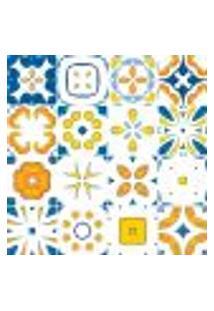 Adesivo De Azulejo - Ladrilho Hidráulico - 374Azge