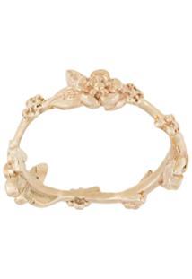 Meadowlark Alba Vine Ring - Dourado