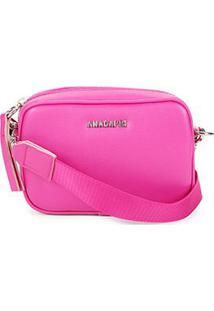 Bolsa Anacapri Mini Bag Lisa Feminina - Feminino-Pink
