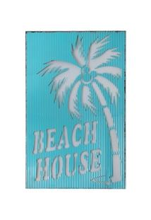Quadro Decorativo Beach House - Unissex
