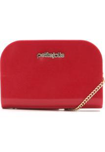 Bolsa Petite Jolie Logo Vermelha