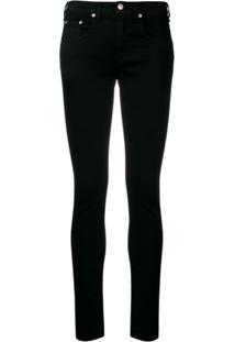 Rag & Bone Calça Jeans Slim Fit - Preto