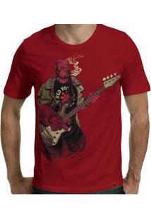 Camiseta Red Hot