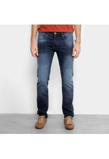 Calça Jeans Colcci Skinny Alex Estonada Masculina - Masculino