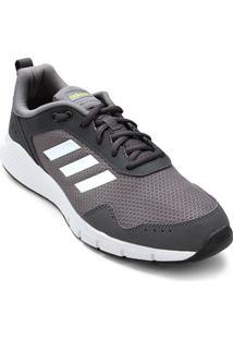 Tênis Adidas Fluidcloud Neutral Masculino - Masculino-Cinza+Branco