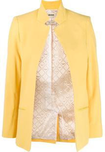 Zadig&Voltaire Blazer Volly - Amarelo