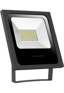 Refletor Com Projetor Led 50W Bivolt 6500K 435168 Luz Branca