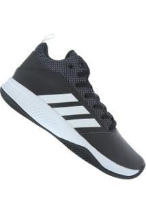 Tênis Adidas Cf Ilation 2 - Masculino - Preto/Branco