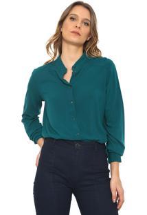 Camisa Jdy Lisa Verde