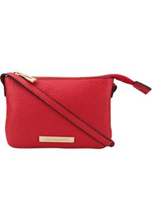 Bolsa Loucos & Santos Mini Bag Soft Feminina - Feminino-Vermelho