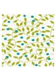 Papel De Parede Autocolante Rolo 0,58 X 3M - Floral 1471