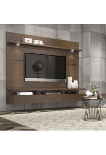 Painel Para Tv 60 Polegadas Horizon 3 Gv Castanho 218 Cm