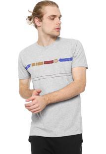 Camiseta Hang Loose Blocker Cinza