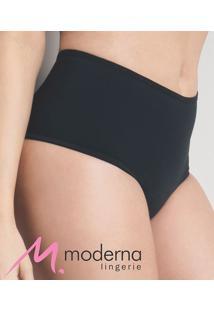 Calça Alta Dupla Sustentação Moderna Comfort (3063) Microfibra