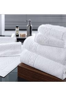 Toalha Banho Altenburg Soft Plus Branco - 80Cm X 1,60M Branco - Tricae